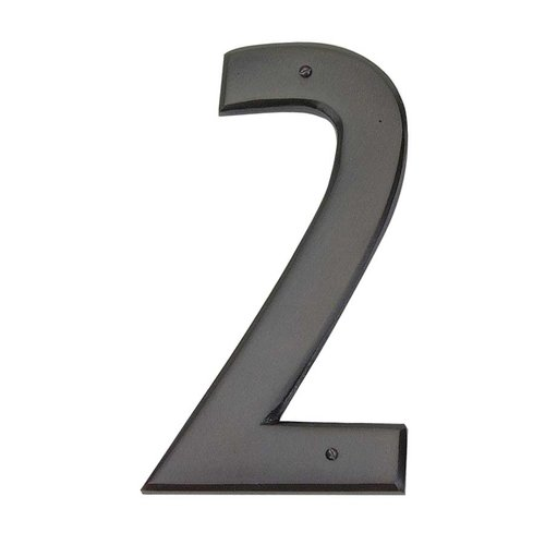 Atlas Homewares Mission House Number Two Aged Bronze RCN2-O