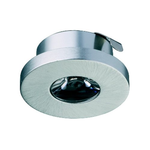 Hafele Loox 4014 350-mA LED Silver Spotlight Cool White 833.78.060