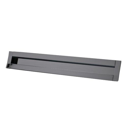 """ZEN Smart Cabinet Pull 11-1/4"""" C/C - Chrome ZP0059.42"""