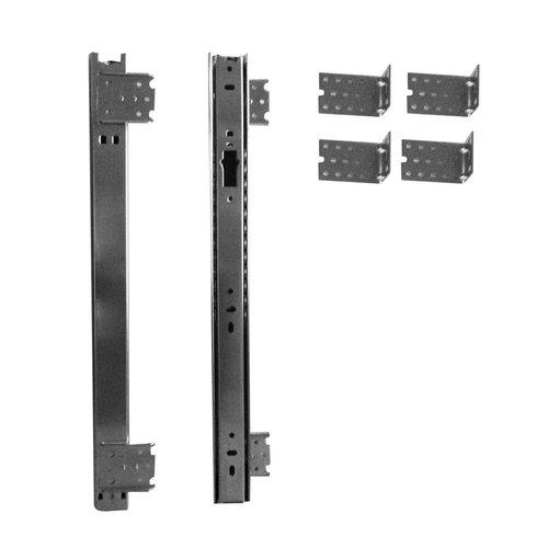 Fulterer FR5060 Keyboard Slide 12 inch Zinc 61114
