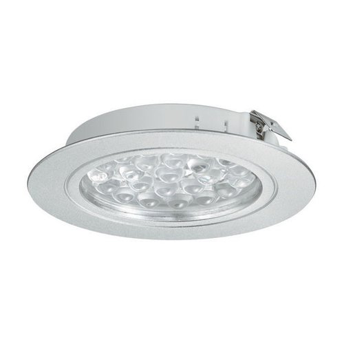 Hafele Loox 24V Recess Mount LED Cool White Silver Finish 833.75.006