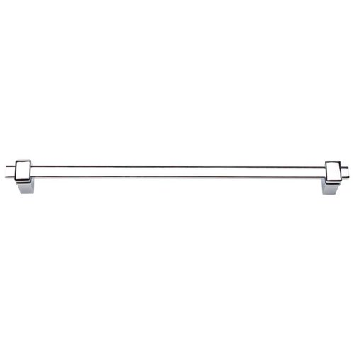 "Buckle Up Towel Bar 24"" Polished Chrome <small>(#BUTB24-CH)</small>"