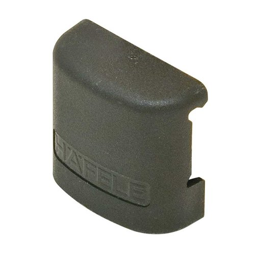 Hafele Omni Track Cover Cap For Hooks Black Plastic 792.02.399