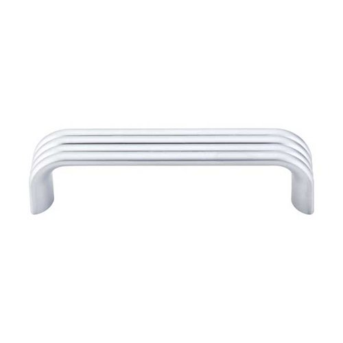 Top Knobs Sanctuary II 3-3/4 Inch Center to Center Aluminum Cabinet Pull TK262ALU