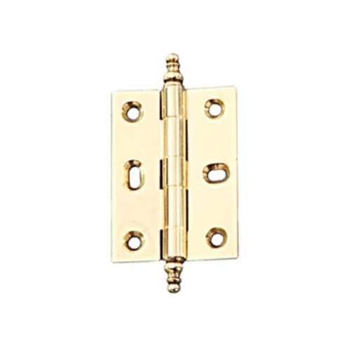 Hafele Elite Mortised Butt Hinge 63X45mm - Polished Brass 354.36.800