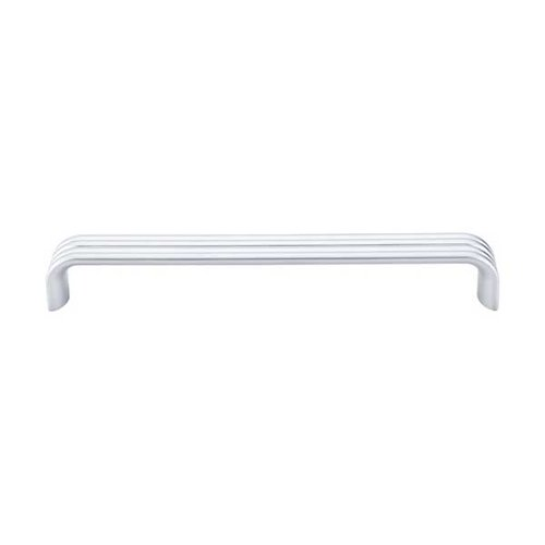 Top Knobs Sanctuary II 7 Inch Center to Center Aluminum Cabinet Pull TK264ALU