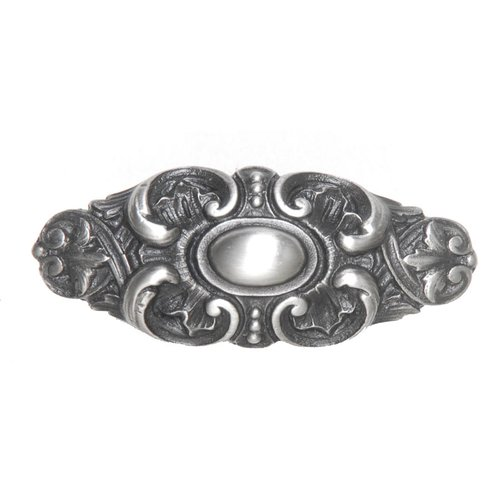 Notting Hill King's Road 2-5/8 Inch Diameter Antique Pewter Cabinet Knob NHK-211-AP