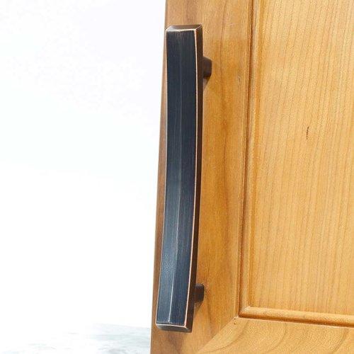 Century Hardware L'arco 5-1/16 Inch Center to Center Regent Bronze Cabinet Pull 25978-RZC