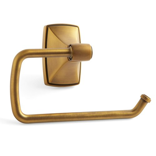 Clarendon Tissue Roll Holder Gilded Bronze <small>(#BH26500GB)</small>