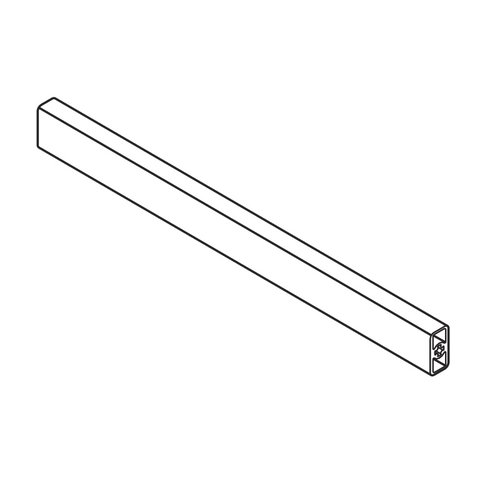 "Blum TandemBox Cross Rail 41-3/16"" Gray ZRG.1046Z-G"