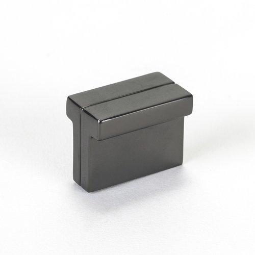 Berenson Skyline 1-3/8 Inch Diameter Slate Cabinet Knob 1125-1SLT-P