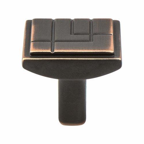 Berenson Oak Park 1-1/8 Inch Diameter Venetian Bronze Cabinet Knob 9218-10VB-P