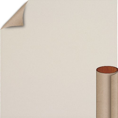 Nevamar Dove Grey Textured Finish 5 ft. x 12 ft. Countertop Grade Laminate Sheet S6003T-T-H5-60X144