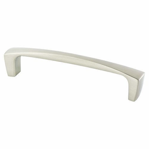 Aspire 5-1/16 Inch Center to Center Brushed Nickel Cabinet Pull <small>(#9234-1BPN-P)</small>