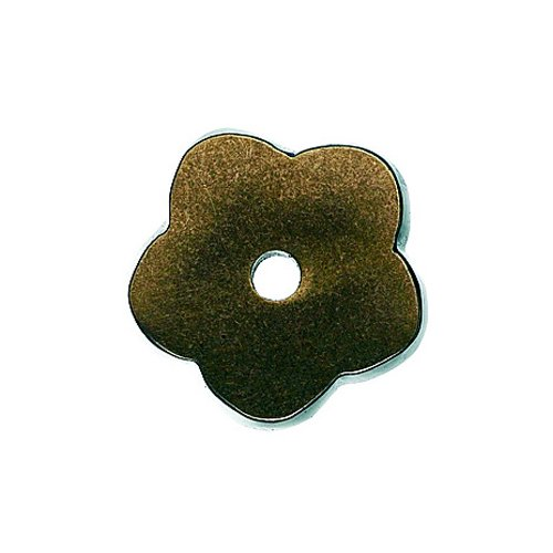 Top Knobs Aspen 1 Inch Diameter Light Bronze Back-plate M1426