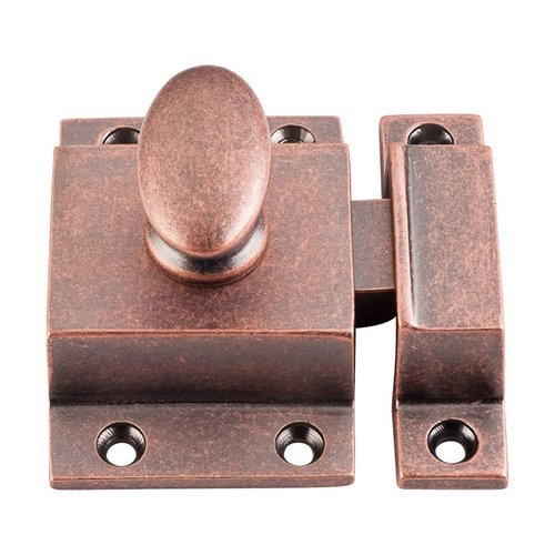 Top Knobs Additions 2 Inch Length Brushed Bronze Latch M1778
