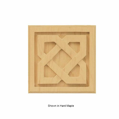Brown Wood Celtic Tile Unfinished Cherry 01902025CH1