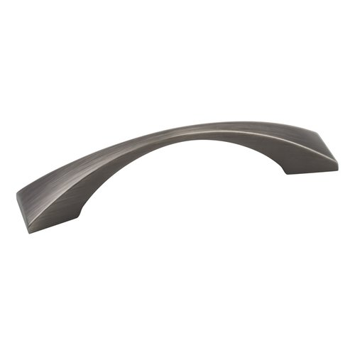 Elements by Hardware Resources Glendale Cabinet Pull 96MM C/C Brushed Pewter 525-96BNBDL