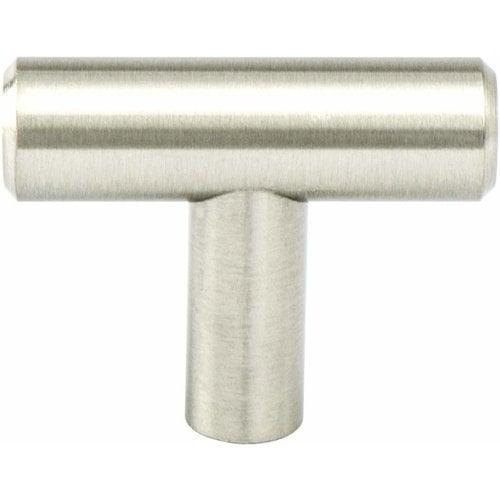 Berenson Advantage Plus 7 2 Inch Diameter Brushed Nickel Cabinet Knob 9435-2BPN-P