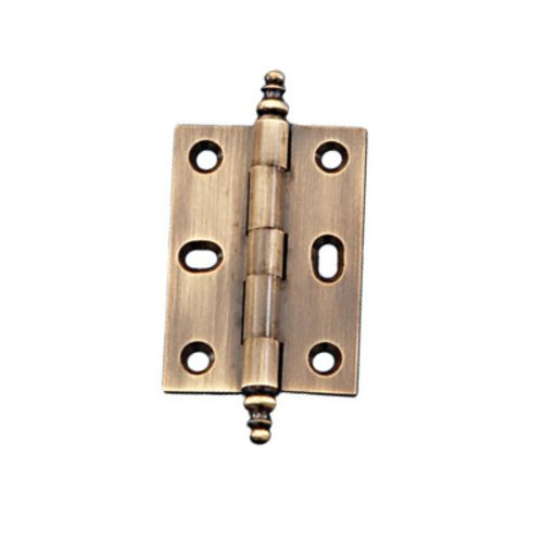 Hafele Elite Mortised Butt Hinge 63X45mm - Antique Brass 354.36.100