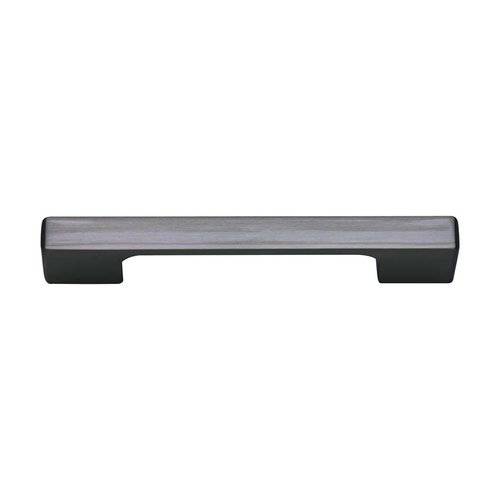 Atlas Homewares Successi 3-3/4 Inch Center to Center Black Cabinet Pull A836-BL