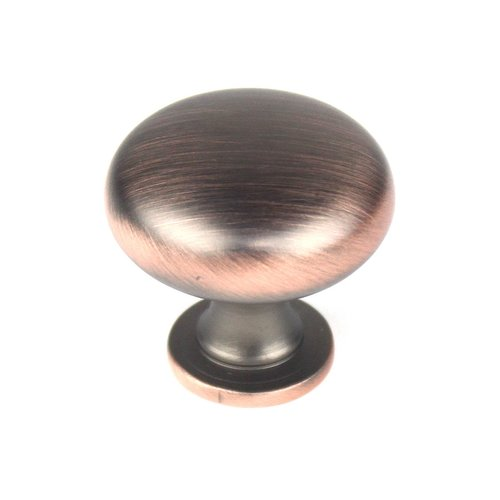 Century Hardware Lisbon 1-3/16 Inch Diameter Antique Bronze/Copper Cabinet Knob 20304-AZC