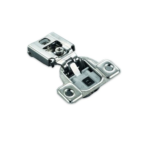 """Salice 106° Silentia FF Hinge/Plate 1/2"""" Overlay Screw On CUP37D9"""