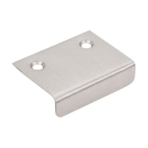 Top Knobs Additions 1-1/4 Inch Center to Center Brushed Satin Nickel Cabinet Pull TK102BSN
