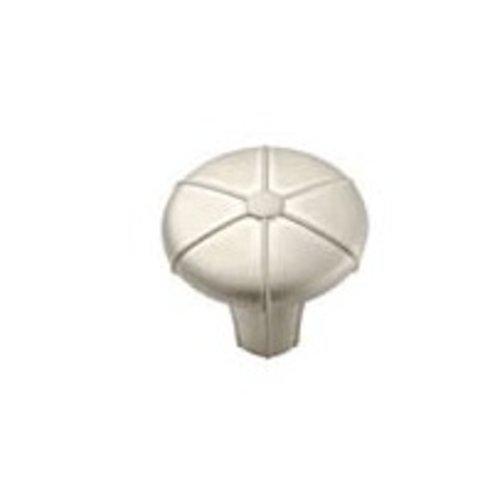 Amerock Angouri 1-5/16 Inch Diameter Satin Nickel Cabinet Knob BP24232SN