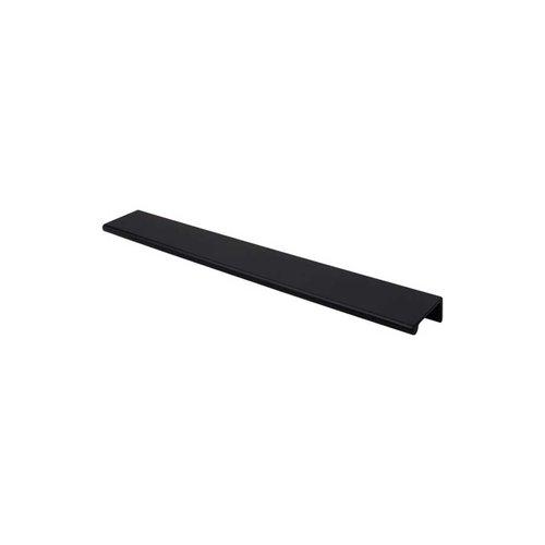 Top Knobs Mercer 12 Inch Length Flat Black Finger Pull TK506BLK