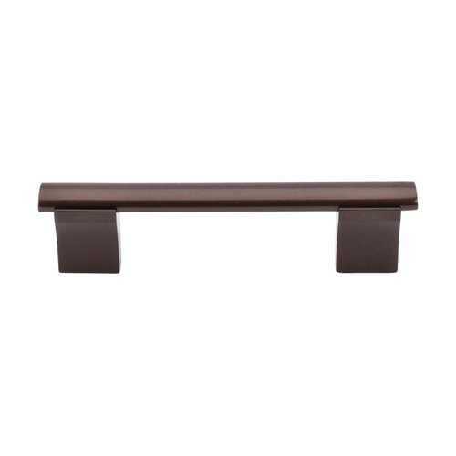 Bar Pull 3-3/4 Inch Center to Center Oil Rubbed Bronze Cabinet Pull <small>(#M1106)</small>