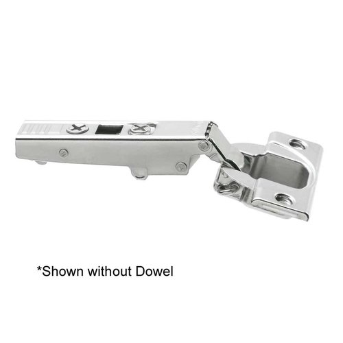 Blum Cliptop 110° Hinge Overlay/Self-Closing With Dowel 71T3580