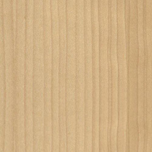 Veneer Tech White Maple Wood Veneer Quartered 10 Mil 4 feet x 8 feet