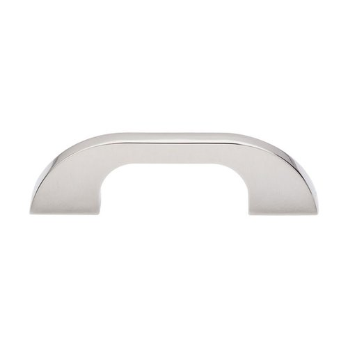 Top Knobs Sanctuary 3 Inch Center to Center Polished Nickel Cabinet Pull TK44PN