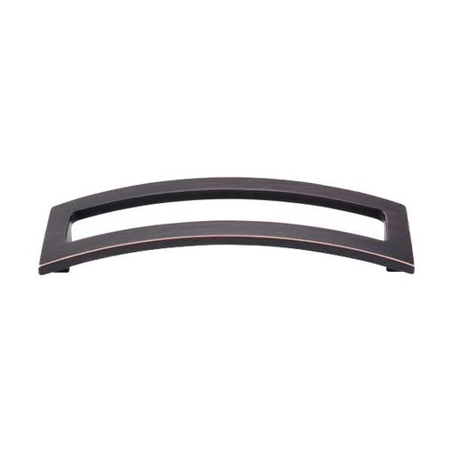 Top Knobs Sanctuary II 5 Inch Center to Center Tuscan Bronze Cabinet Pull TK247TB