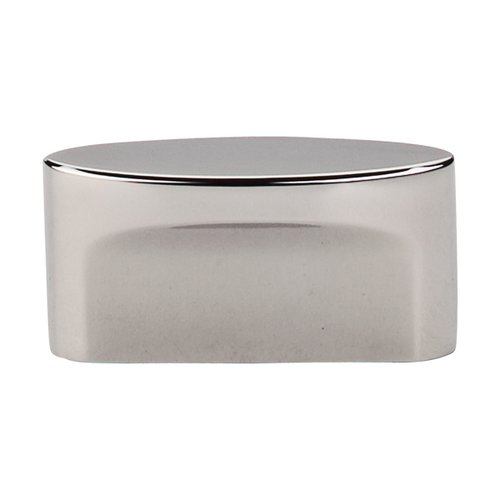 Top Knobs Sanctuary 1-1/2 Inch Center to Center Polished Nickel Cabinet Knob TK74PN