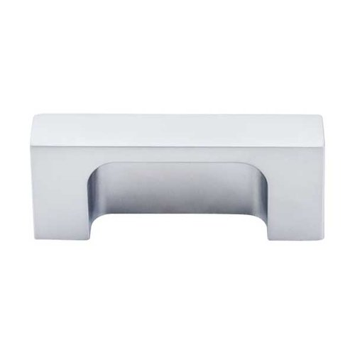 Top Knobs Sanctuary II 2 Inch Center to Center Aluminum Cabinet Pull TK275ALU