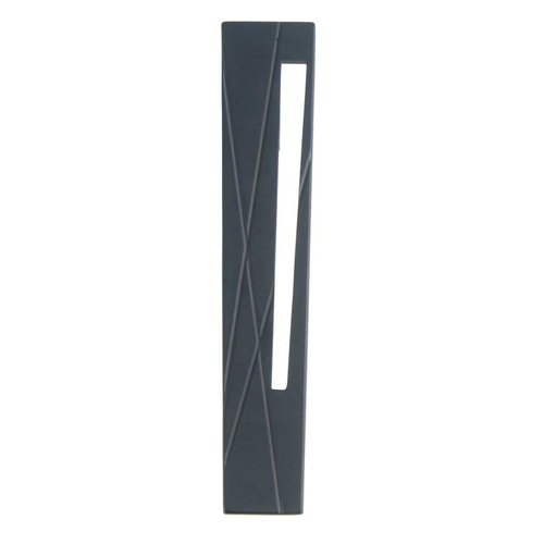 Atlas Homewares Modernist 3 Inch Center to Center Black Cabinet Pull 253L-BL