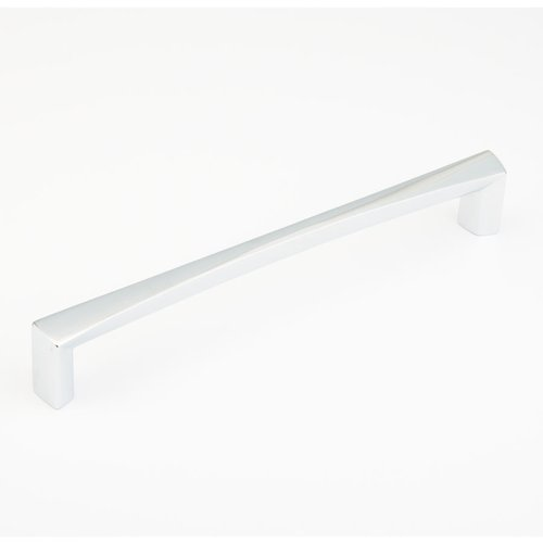 Schaub and Company Italian Contemporary 13-3/4 Inch Center to Center Polished Chrome Appliance Pull 503A-26