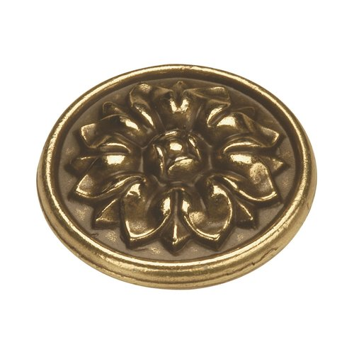 Hickory Hardware Manor House 1-1/4 Inch Diameter Lancaster Hand Polished Cabinet Knob P8199-LP