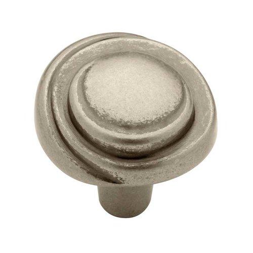 Liberty Hardware Montrose 1-1/4 Inch Diameter Antique Iron Cabinet Knob P16592C-AI-C