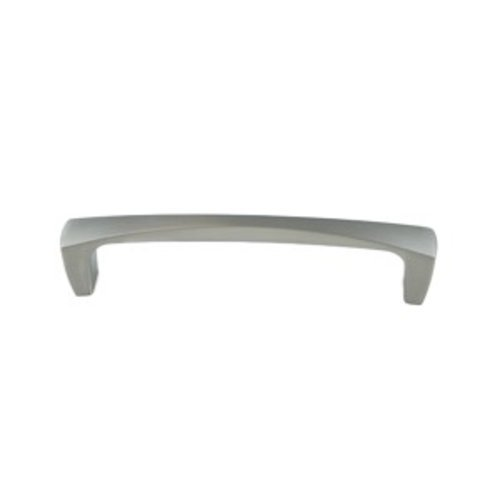 Berenson Aspire 5-1/16 Inch Center to Center Brushed Nickel Cabinet Pull 9234-1BPN-P