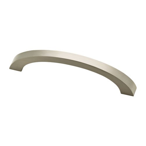 Liberty Hardware Simple Comforts 3-3/4 Inch Center to Center Satin Nickel Cabinet Pull P30943-SN-C