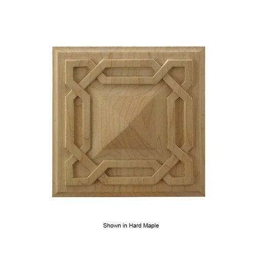 Brown Wood Deco Tile Unfinished Alder 01902078AL1