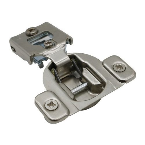 Blum Compact 38N Hinge and Mounting Plate 1/2 inch Overlay 38N358C.08