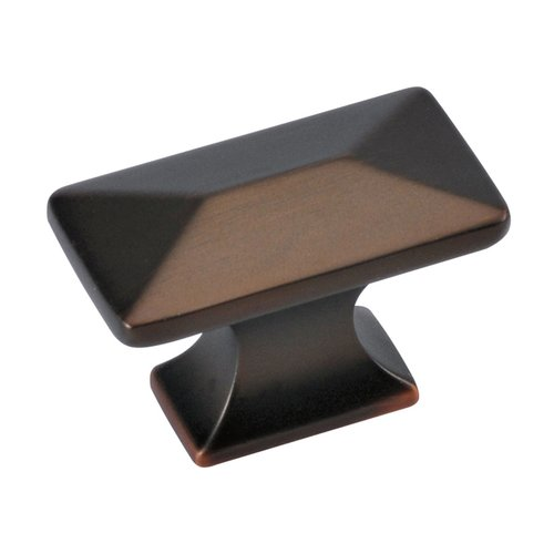 Hickory Hardware Bungalow 1-1/4 Inch Diameter Refined Bronze Cabinet Knob P2150-RB
