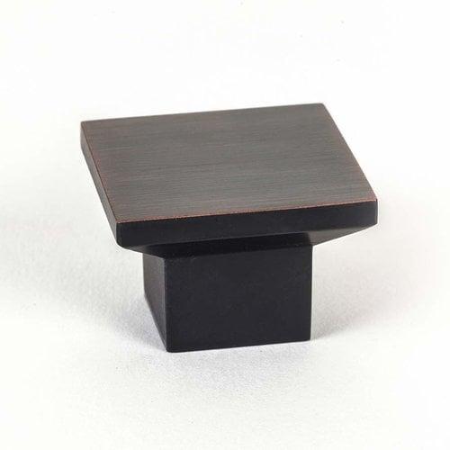 Berenson Elevate 1-9/16 Inch Diameter Verona Bronze Cabinet Knob 2096-40VB-P