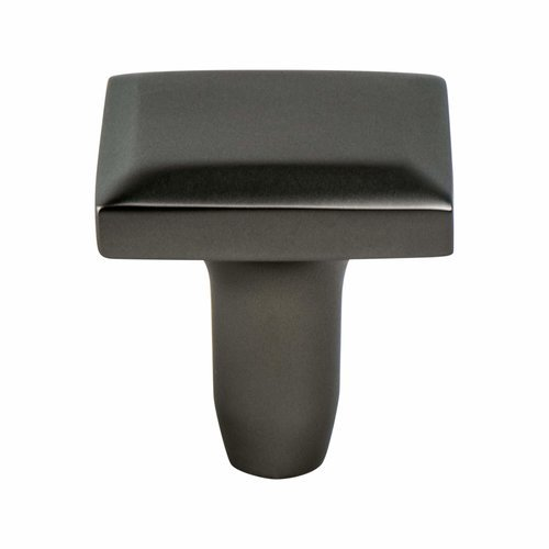 Berenson Metro 1-3/16 Inch Diameter Slate Cabinet Knob 9971-1SLT-P