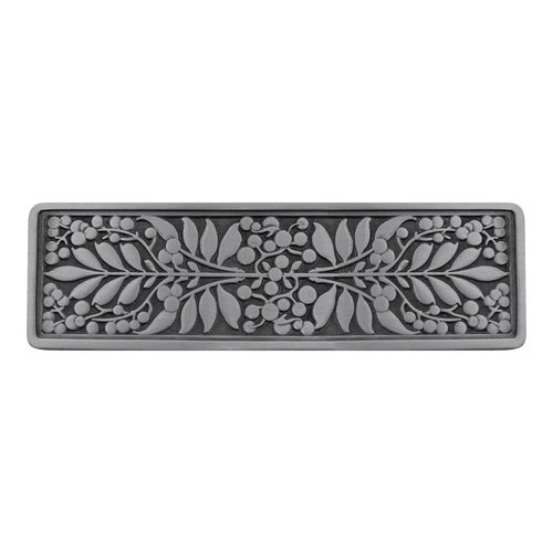 Notting Hill English Garden 3 Inch Center to Center Antique Pewter Cabinet Pull NHP-679-AP