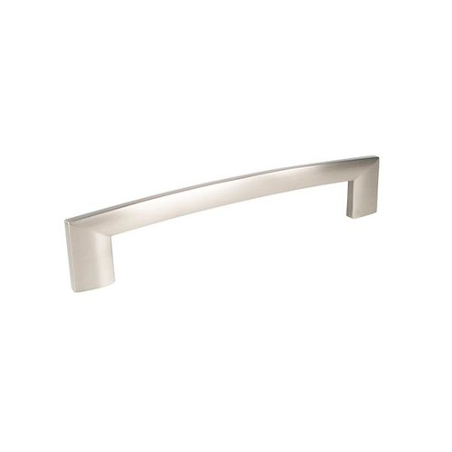 Century Hardware Villon 6-5/16 Inch Center to Center Dull Satin Nickel Cabinet Pull 24469-DSN